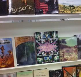 Antologin på Lunds stadsbibliotek
